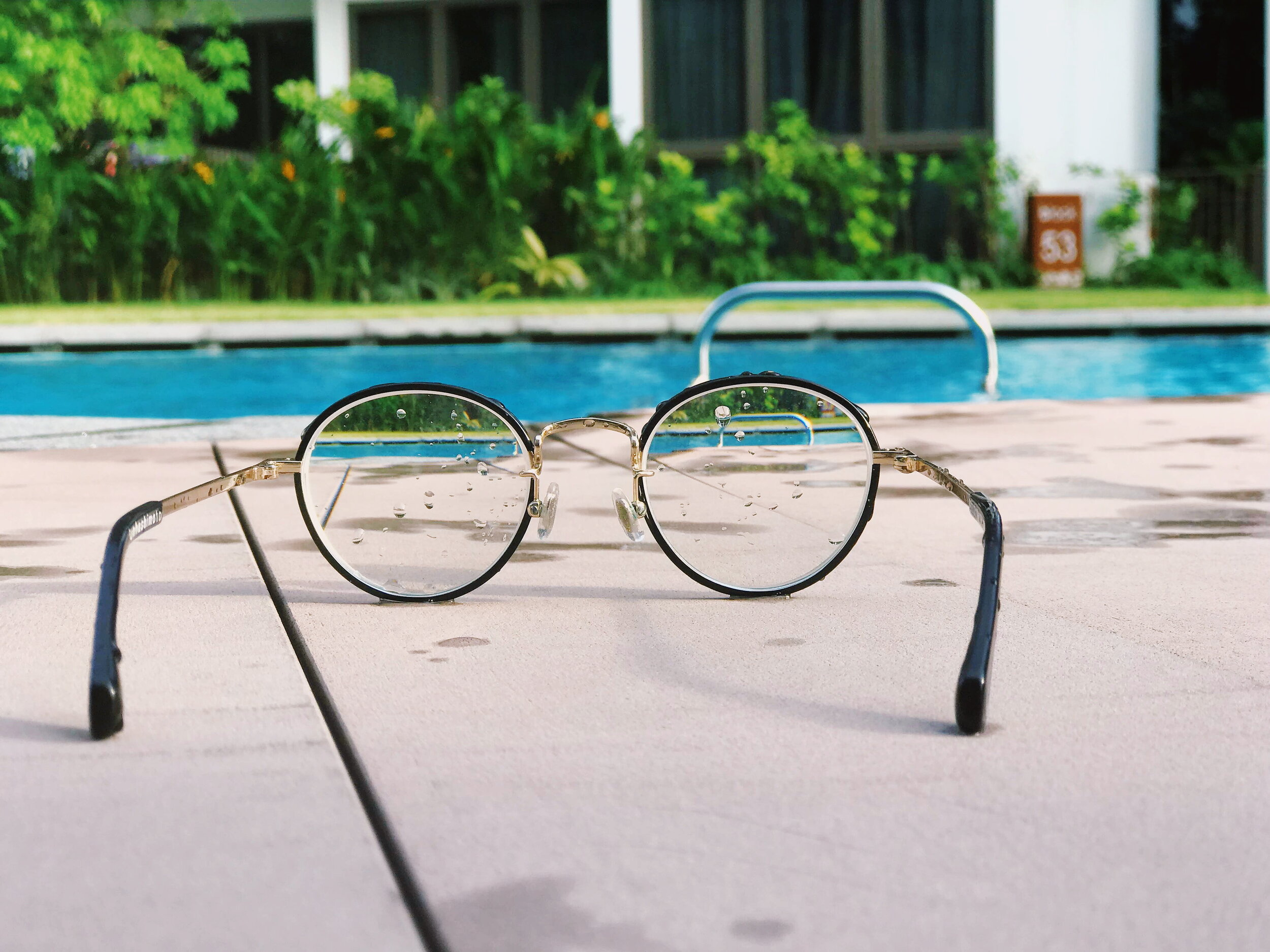 The glasses of perception