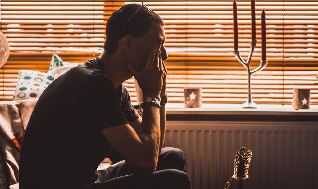 Therapy can uncover deep and dark personal issues