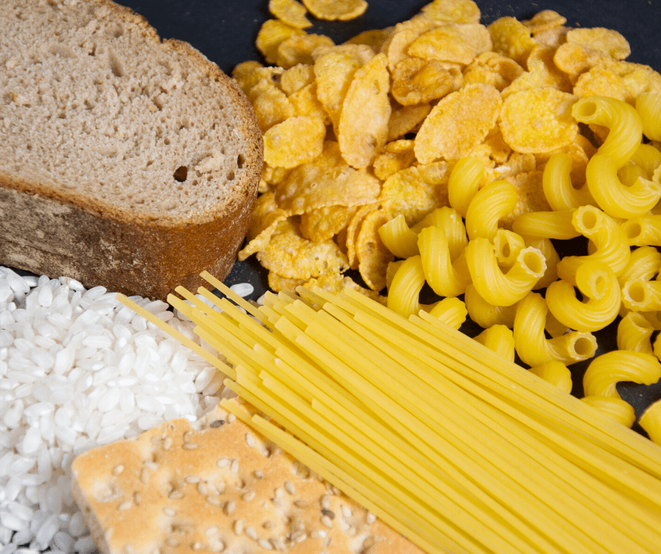 Complex carbs are important for a good diet
