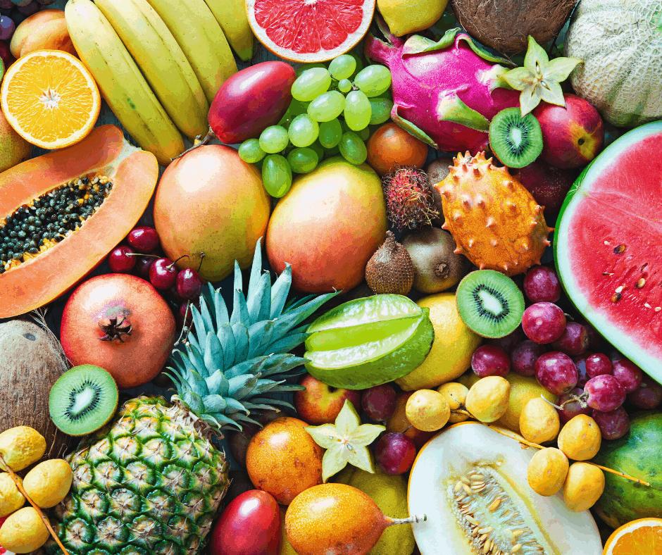 fruit in the Mediterranean diet
