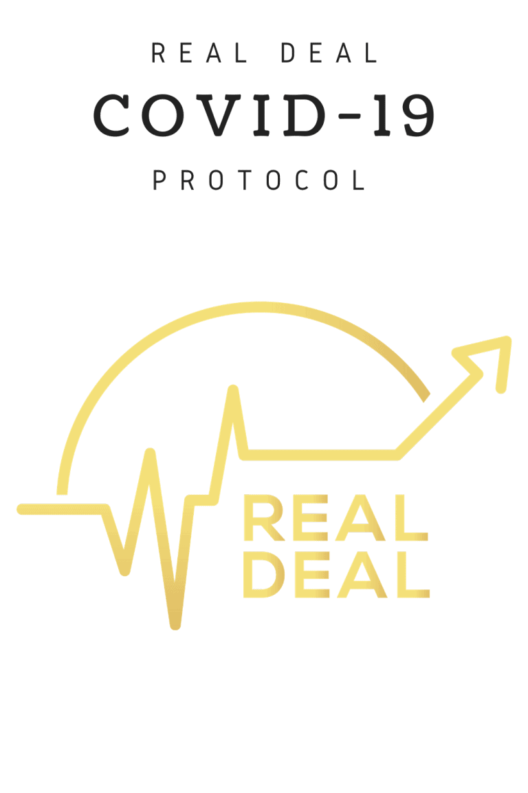 Covid 19 at Real Deal