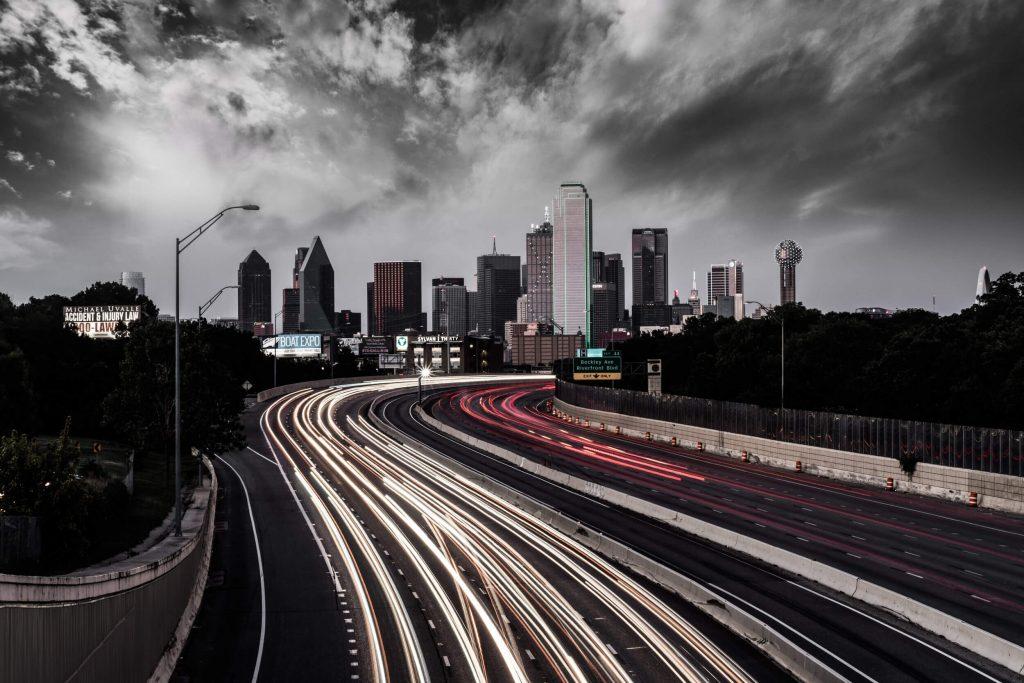 Dallas is a sober living city